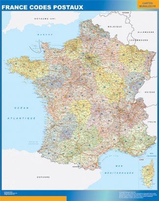 Frankrig Kob Store Vaegkort Af Verden Og Danmark