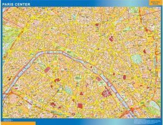 Frankrig Kort Kob Store Vaegkort Af Verden Og Danmark